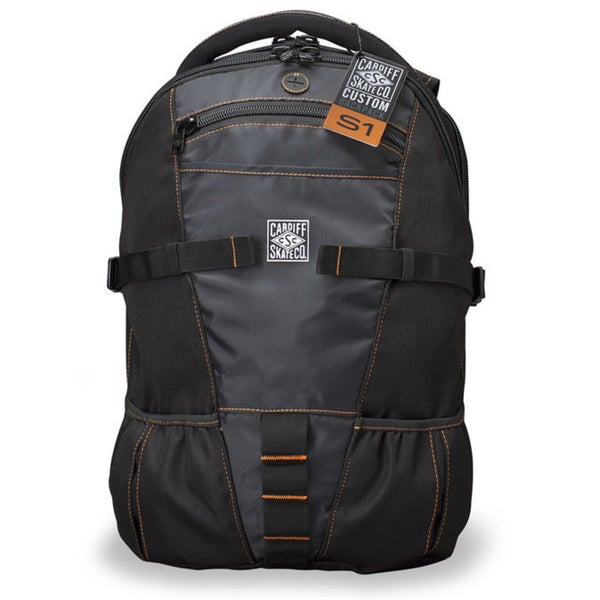 Cardiff Skate Backpack S1 Orange