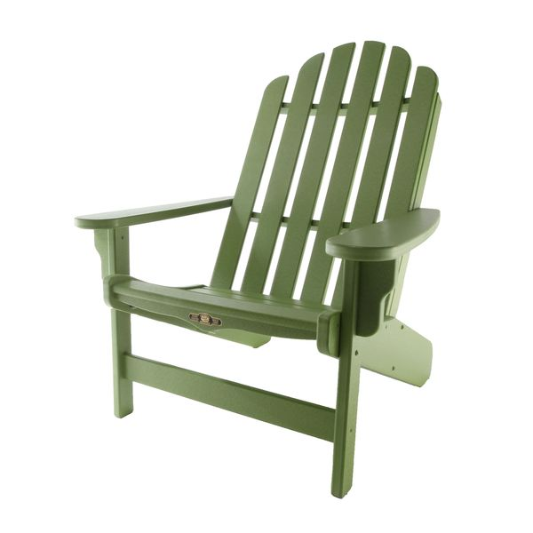 Essentials Lime Adirondack Chair