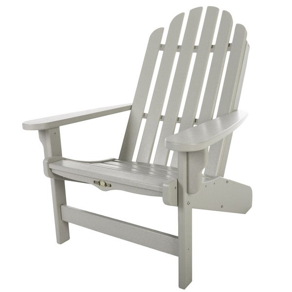 Essentials Grey Adirondack Chair