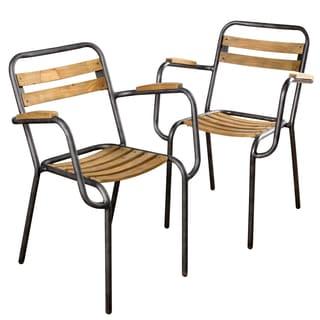 Saliano Metal Chair (Set of 4)