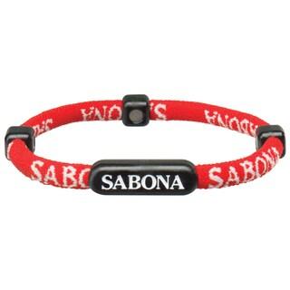 Sabona Athletic Bracelet Red