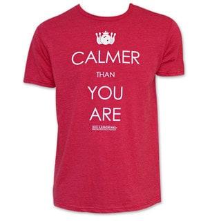The Big Lebowski Calmer Than You Are Keep Calm T-Shirt