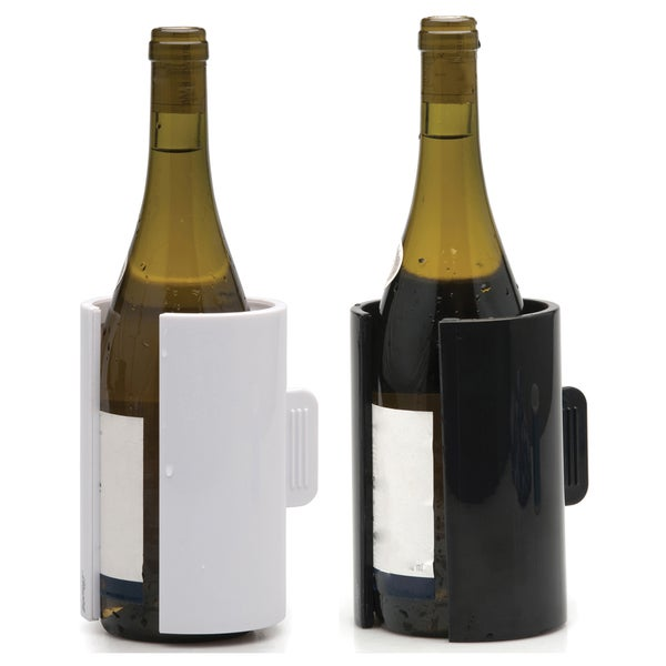 2-piece Plastic Wine Clip Set