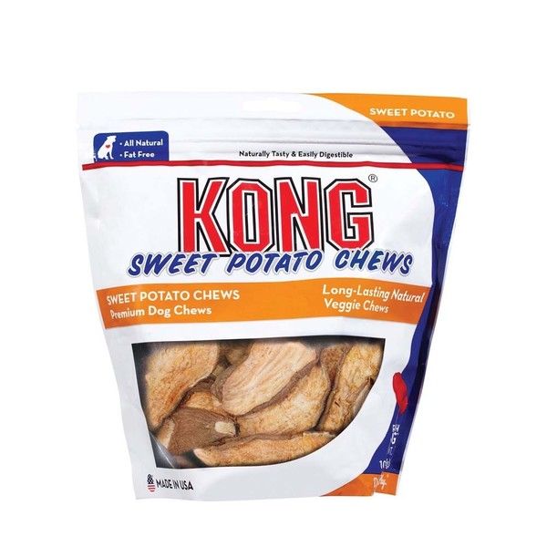 Kong Dried Sweet Potato Chews