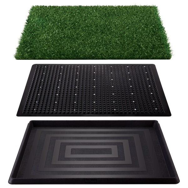 Pet Zoom Replacement 20x25 Pet Potties Grass Pad