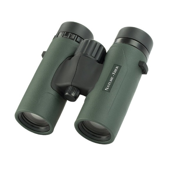 Hawke Nature Trek 10x32 BAK 4 Binocular Green