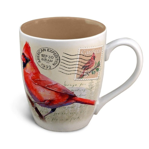 American Expedition Stoneware Curved Mug