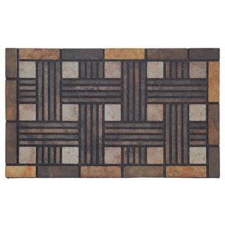 """Mohawk Home Stone Weave Doormat (18""""x30"""")"""