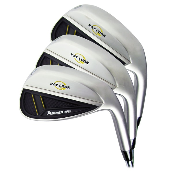 Ray Cook 3 Wedge Set