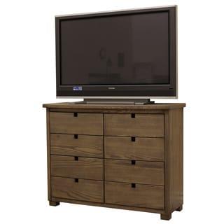 Allegro Media 8 Drawer Dresser