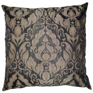 Damask Decorative Throw Pillow 26-inch