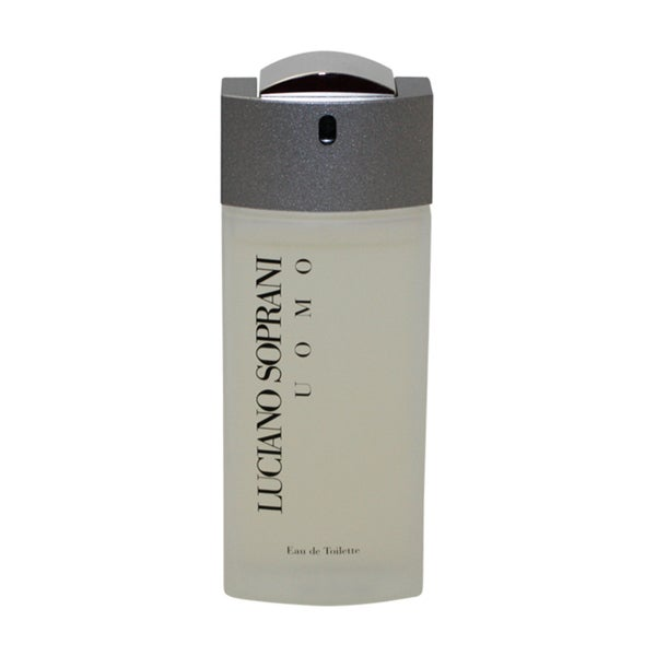 Luciano Soprani Uomo 3.3-ounce Eau de Toilette Spray (Tester)