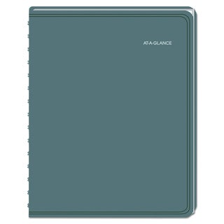 AT-A-GLANCE LifeLinks Professional 8 1/2 x 11 Gray 2016 Weekly/Monthly Appointment Book