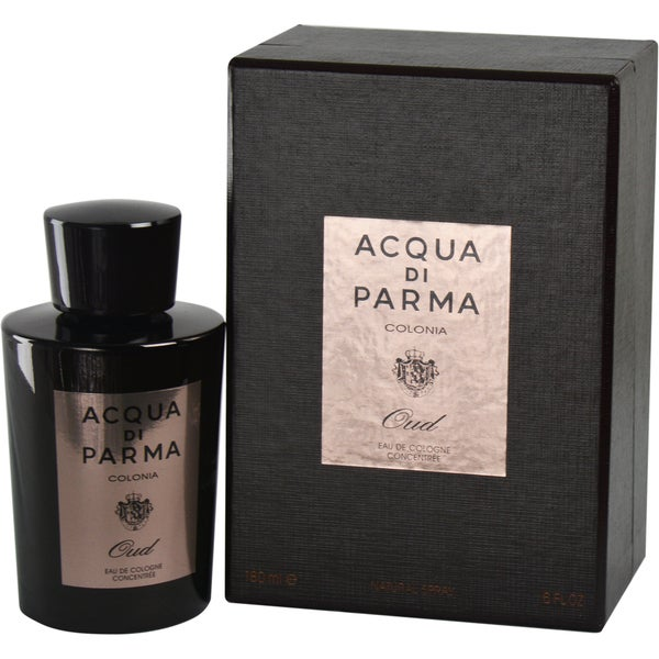 Acqua Di Parma Men's 6-ounce Oud Intense Cologne Concentree Spray