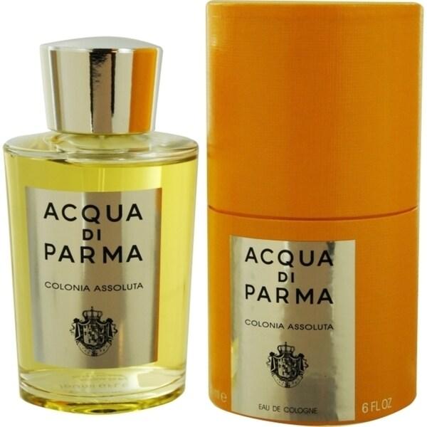 Acqua Di Parma Men's 6-ounce Assoluta Cologne Spray