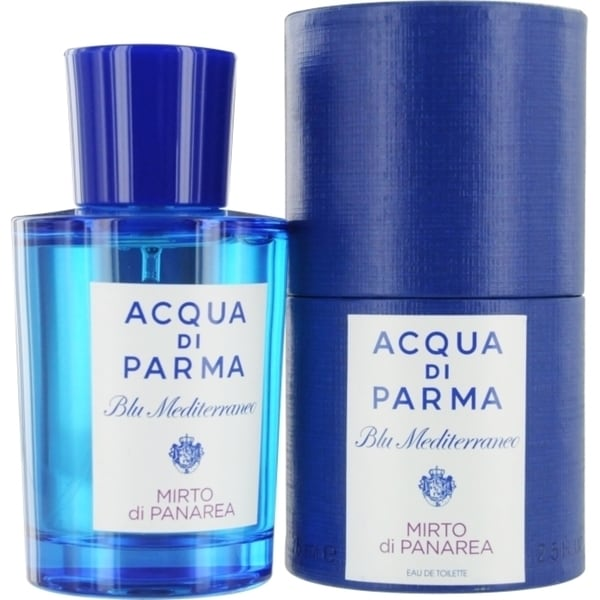 Acqua Di Parma Blue Mediterraneo Men's 2.5-ounce Mirto Di Panarea Eau de Toilette Spray