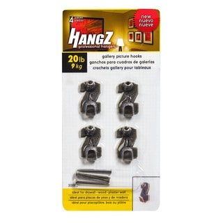 HANGZ Gallery Picture 20-pound Hooks