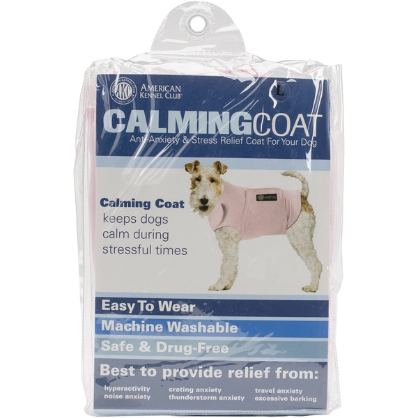 Calm Coat -Pink