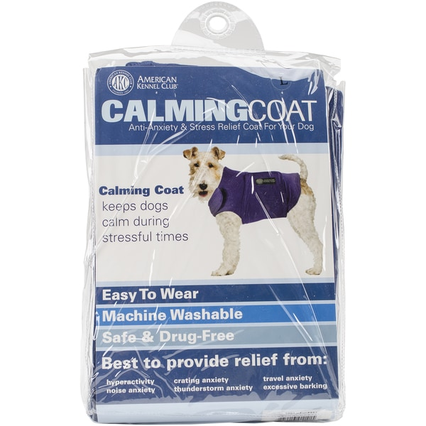 Calm Coat -Navy