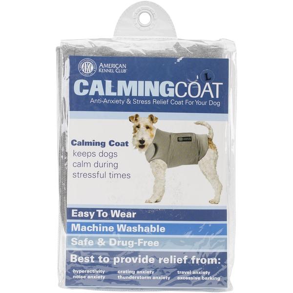 Calm Coat -Grey