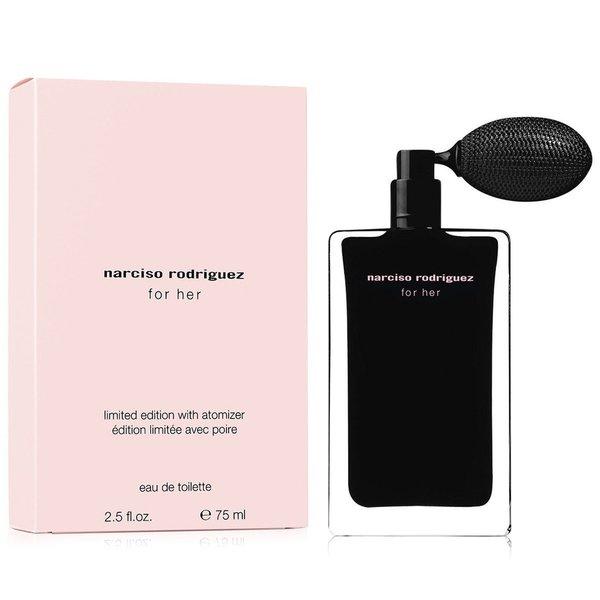 Narciso Rodriguez Women's 2.5-ounce Eau de Toilette Spray (Limited Edition)