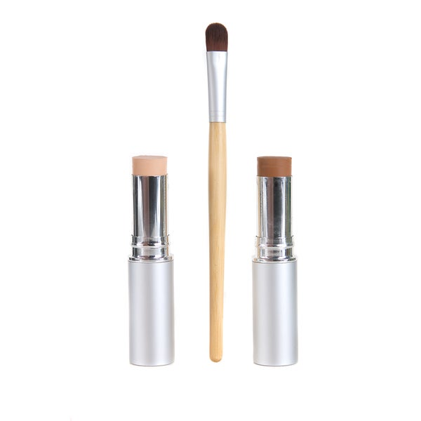 Southern Magnolia Mineral All-Over Face Contour and Highlighting Makeup Kit