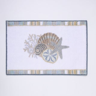 By The Sea Bath Rug