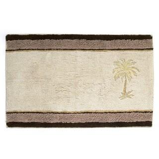 Oasis Palm Bath Rug