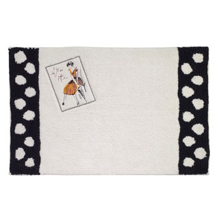 Couture Girl Bath Rug