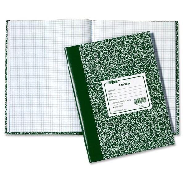 TOPS Quad Rule Lab Book
