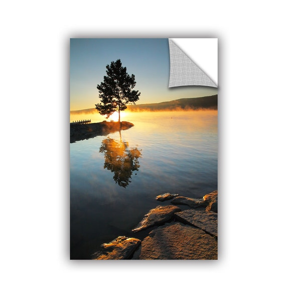 ArtAppealz Steve Ainsworth 'Witness To The Dawn' Removable Wall Art