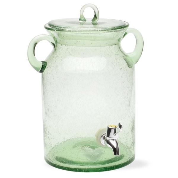 TAG Entertaining Vintage Glass Jar Drink Beverage Dispenser 15833411