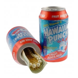 Hawaiian Punch Can Safe