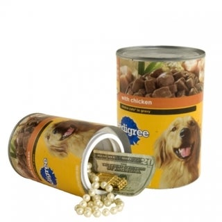 Dog Food Can Safe