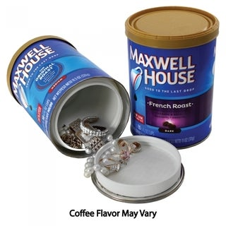 Coffee Can Safe