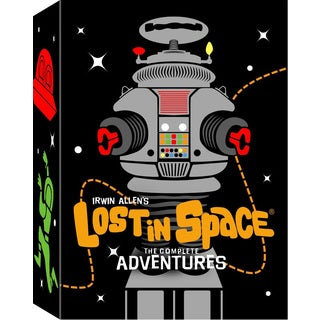 Lost In Space: The Complete Adventure (Blu-ray Disc)