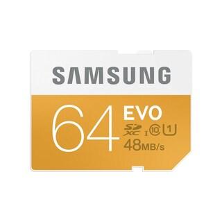 Samsung EVO MB-SP64D 64 GB SDXC