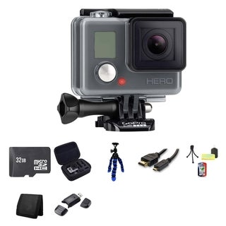 GoPro HERO Action Camera 32GB Bundle