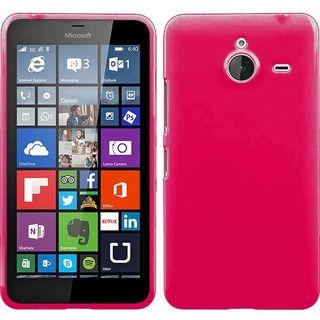 Insten Slim TPU Rubber Candy Skin Phone Case Cover For Microsoft Lumia 640 XL