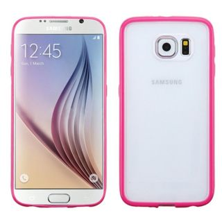 Insten Slim TPU Rubber Candy Skin Phone Case Cover For Samsung Galaxy S6