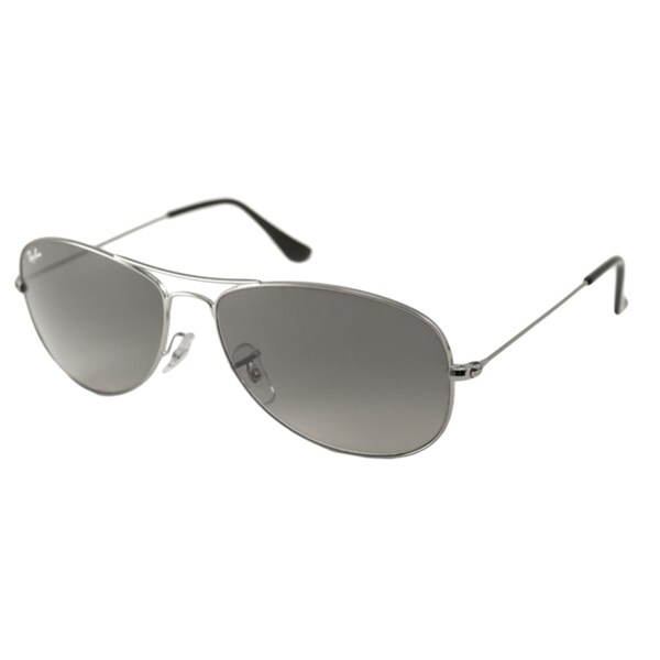 Ray-Ban Men's/ Unisex RB3362 Cockpit Aviator Sunglasses