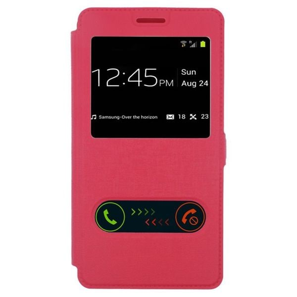 ... Snap-on Rubberized Matte Phone Case Cover with Holster For LG G Stylo