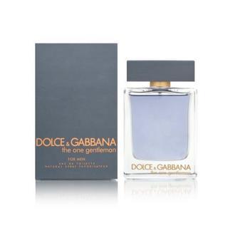 Dolce & Gabbana The One Gentleman Men's 1-ounce Eau de Toilette Spray