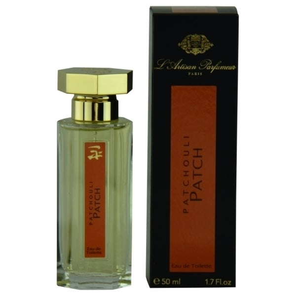 L'artisan Parfumeur Patchouli Patch Men's 1.7-ounce Eau de Toilette Spray