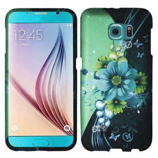 Insten Slim Hard Snap-on Rubberized Matte Phone Case Cover For Samsung Galaxy S6 Active