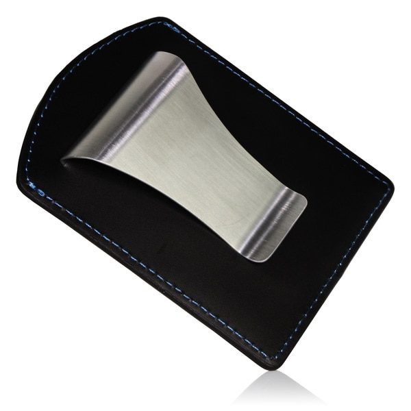 Caseti Card Holder with Money Clip