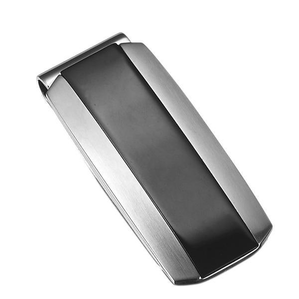 Caseti Jet Stainless Steel Money Clip