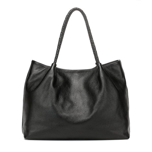 Nicole Leather Tote Shoulder Handbag