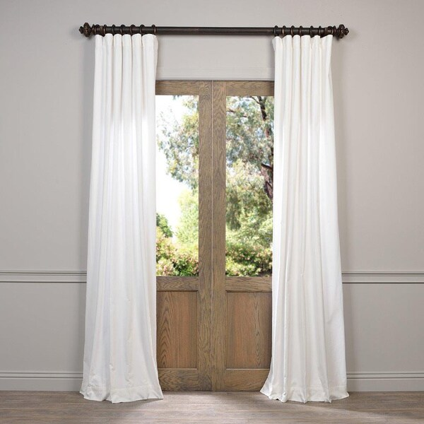 ... inch Length Curtain - Overstock Shopping - Great Deals on EFF Curtains