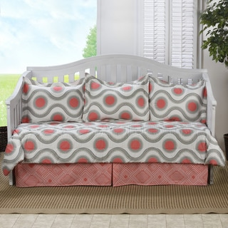 Marlowe Cotton 5-piece Daybed Set
